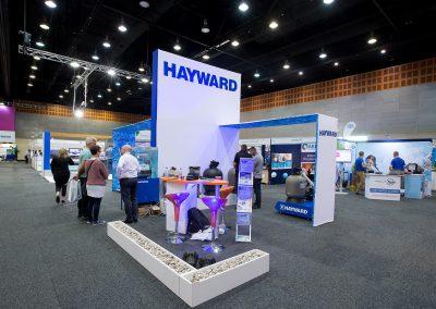 Hayward stand